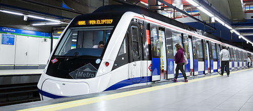 The Spanish Economic Ministry (CDTI) approves a 18 M€ project to CAF Signalling for developing a CBTC system.