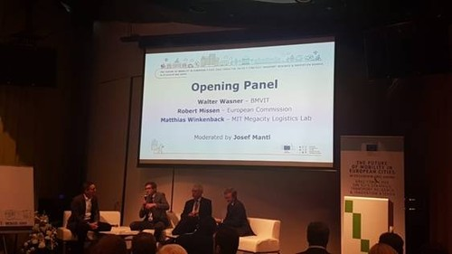 The future of mobility in European cities: Graz Forum contributing to the EU's Strategic Transport Research and Innovation Agenda (STRIA)